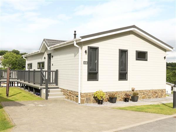 44 Heritage Park in Stepaside near Kilgetty, Dyfed