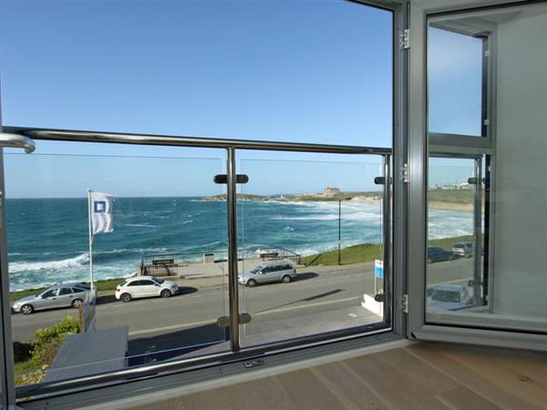 5 Fistral Beach in Cornwall
