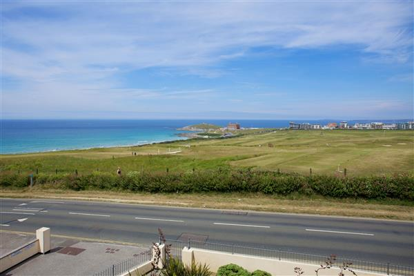 5 The Vista in Newquay, Cornwall