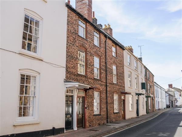 7 Glendower Street in Gwent