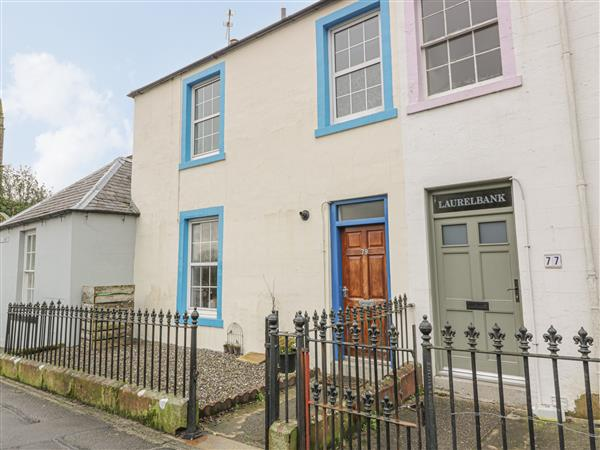 79 Laurel Bank in Kirkcudbrightshire