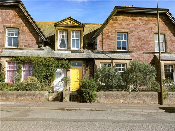 8 Bowmont Terrace in Dunbar, East Lothian
