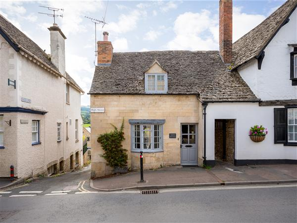 Abbots Cottage,