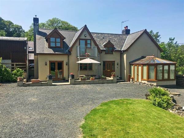 Abercyros Cottage, Llangammarch Wells
