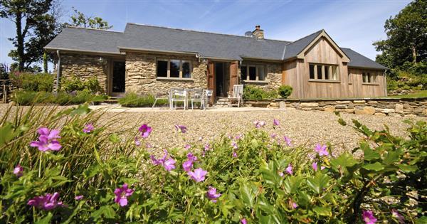 Abermawr Cottage in Dyfed
