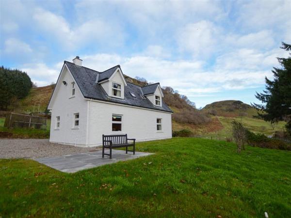 Achalic Beag in Argyll
