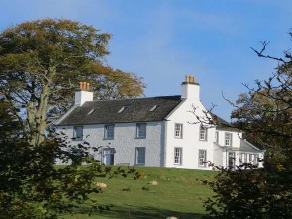 Acharossan House in Argyll