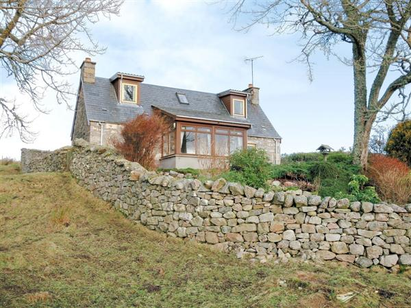 Achue Croft Cottage in Ross-Shire