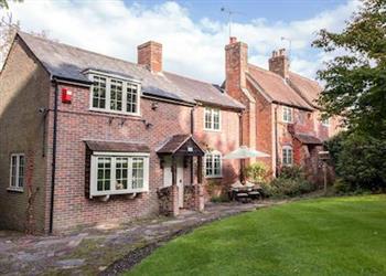Acorn Cottage in Hampshire