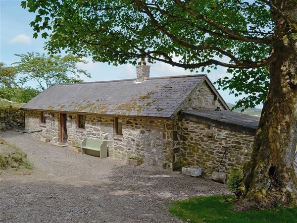 Aelwyd Ucha Lodge in Denbighshire