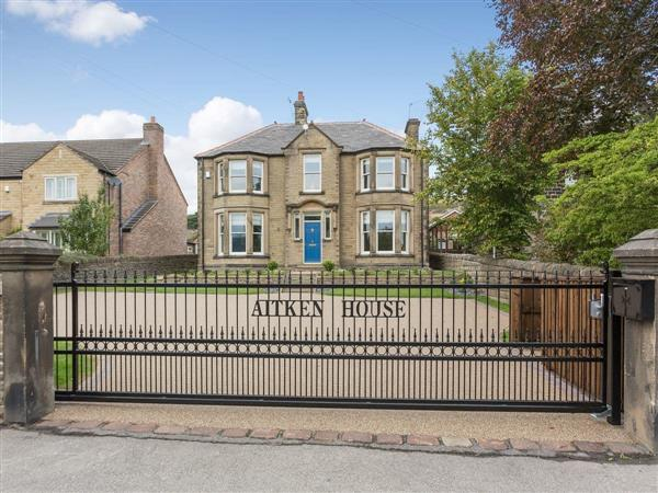 Aitken House in South Yorkshire