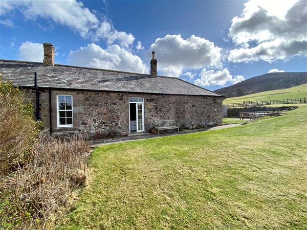 Akeld Cottage in Northumberland