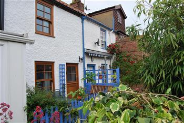 Albert's Cottage in Norfolk