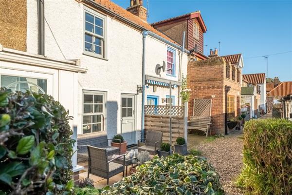 Albert's Cottage from Norfolk Hideaways