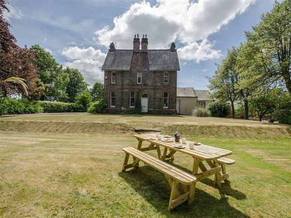 Albion House in Kirkcudbrightshire
