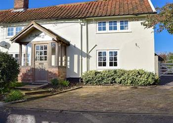 Alde Cottage in Suffolk