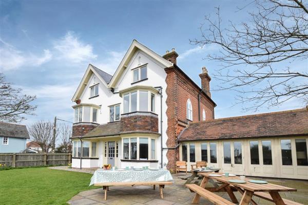 Aldeburgh Manor, Suffolk