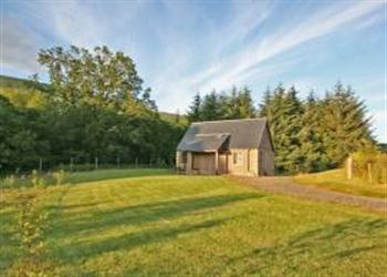 Alder Cottage in Stirlingshire