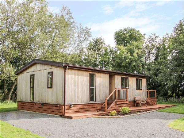 Alder River Lodge in Shropshire