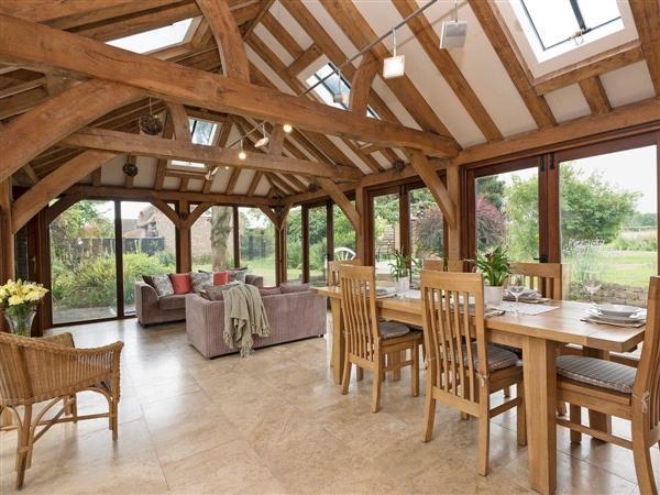 Alderfen Cottage in Norfolk
