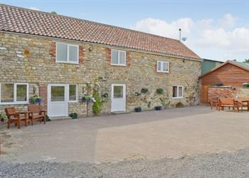 Aldmoor Farm Cottages - The Dairy in North Yorkshire