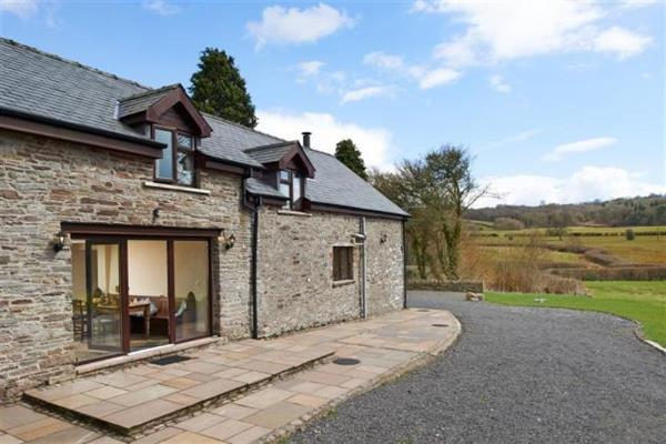 Alexanderstone Coach House in Powys