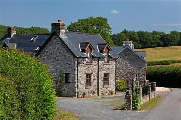 Alexanderstone Cottage in Powys
