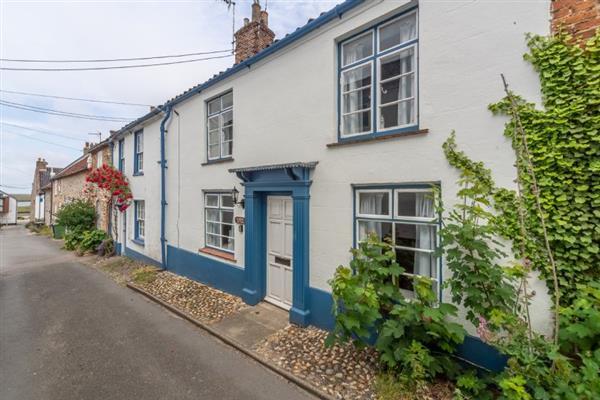 Algerine Cottage from Norfolk Hideaways