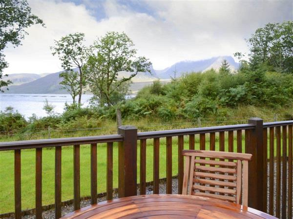 Allt Beag from Cottages 4 You