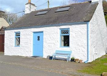 Alma Cottage in Kirkcudbrightshire