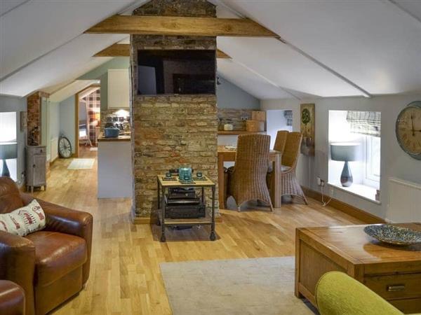 Alnwick Loft in Northumberland