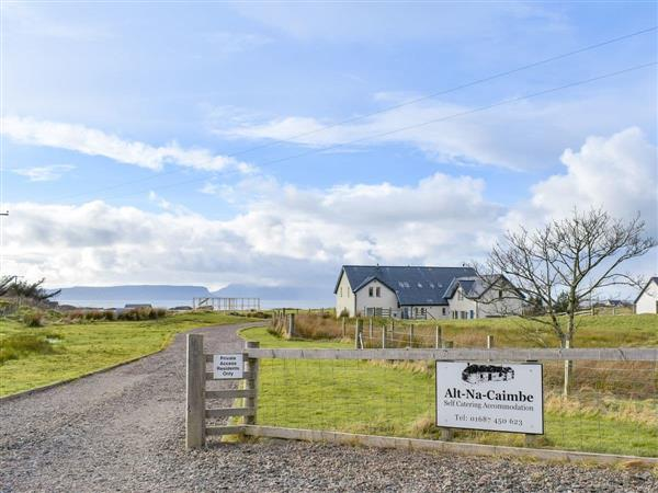 Alt-Na-Caimbe Apartment in Arisaig, Inverness-Shire