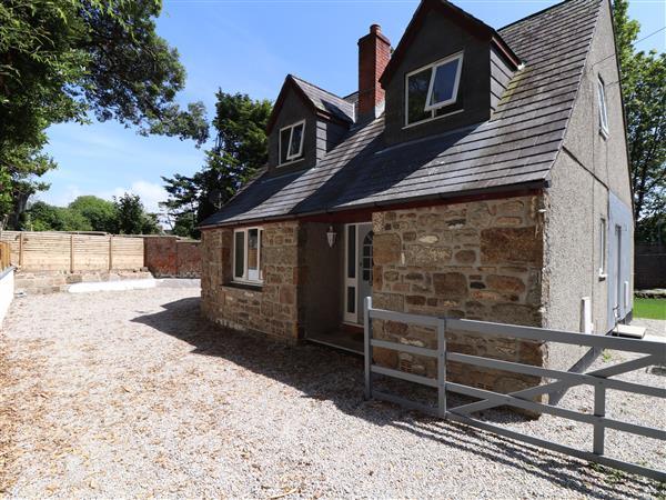 Alverton Cottage Gardens in Cornwall