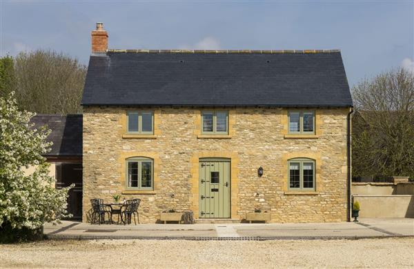 Alysas Cottage in Oxfordshire