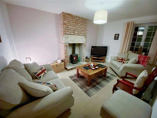 Annas Cottage in Northumberland