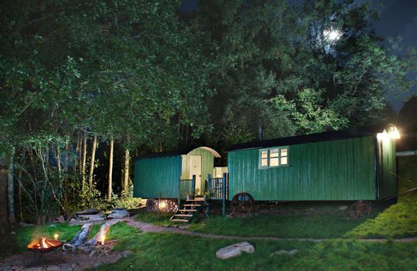 Anne's Hut in Gwent