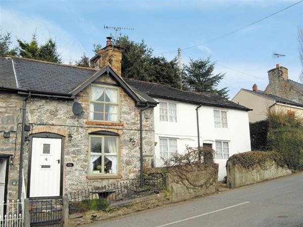 Annies Cottage in Powys