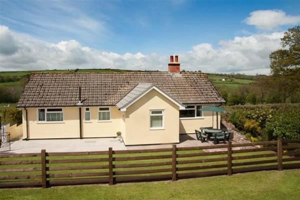 Anns Bungalow in Powys