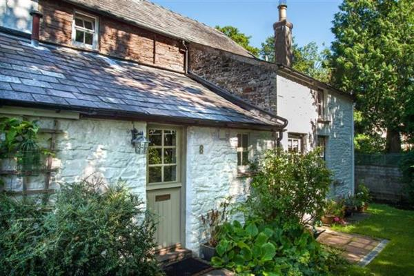 Anoushka's Cottage in Powys