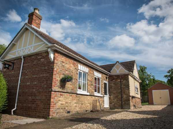 Anvil Lodge in Lincolnshire