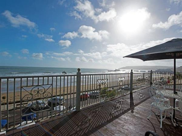 Apartment 2 in Isle of Wight