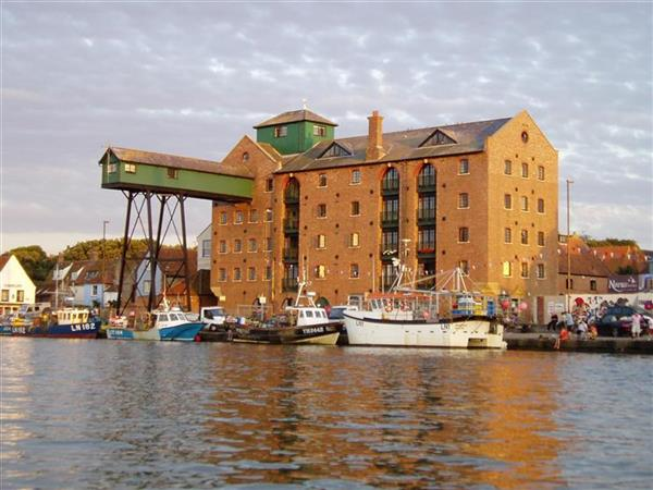Apartment 2 The Granary in Norfolk