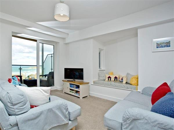 Apartment 32 in Newquay, Cornwall