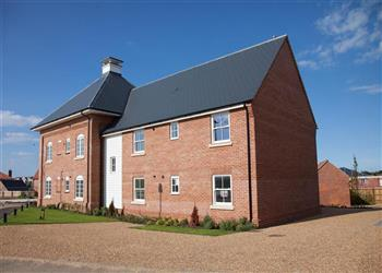 Apartment 5 (Staithe Place) from Norfolk Hideaways