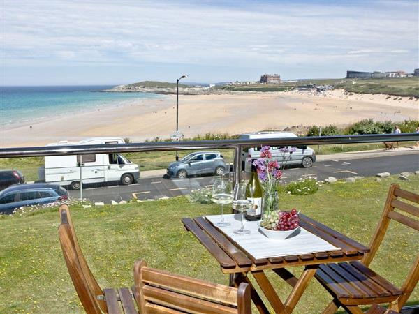 Apartment 8 in Newquay, Cornwall