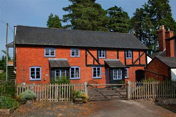Apple Bough Cottage in Herefordshire
