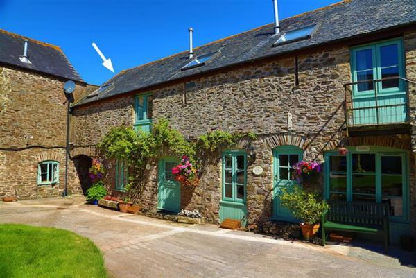 Apple Cottage in Devon