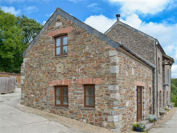 Apple Tree Cottage in Cornwall
