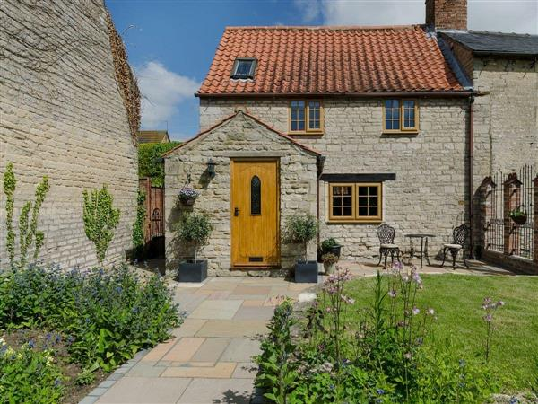 Apple Tree Cottage in Lincolnshire