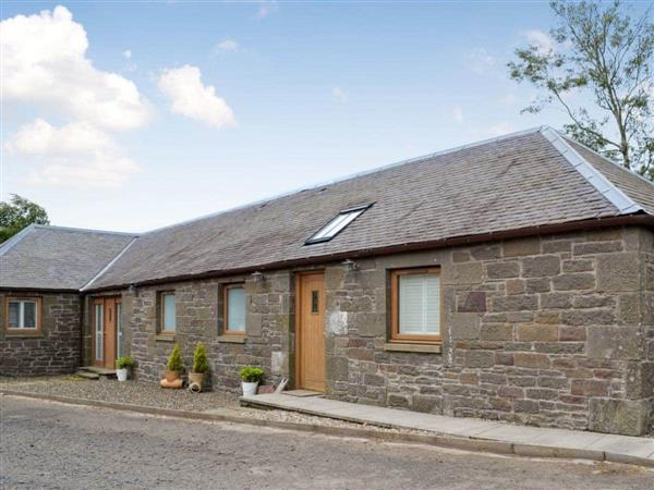 Apple Tree Cottage in Angus
